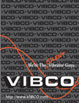 VIBCO Piston Vibrators